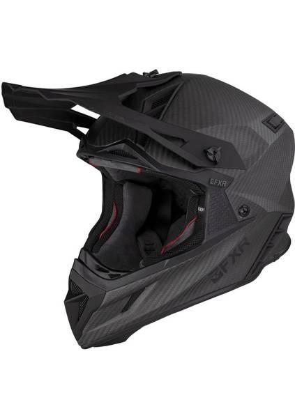 Bilde av FXR Helium Carbon Helmet,